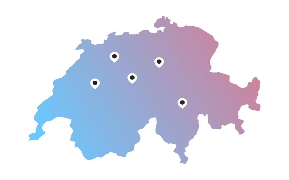 Das überregionale Ärztenetzwerk von swissdocs.net